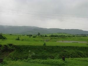 India - Matheran - 11 - Lush Maharashtran landscape