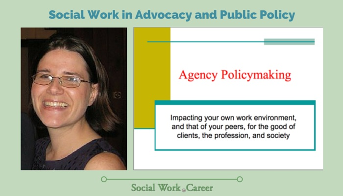 social workers and policy advocacy essay