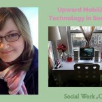 A Talk about Upward Mobility and Technology in Social Work
