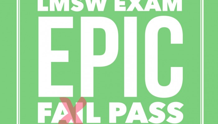 Secrets for Passing the LMSW Exam