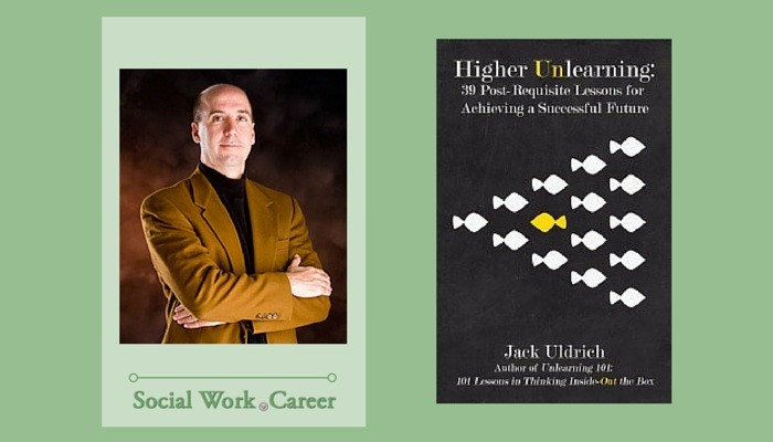 Unlearning with Jack Uldrich