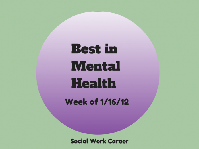 Best in mental health2012