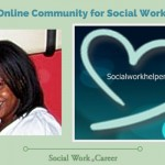 An Online Community for Social Workers