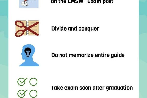 Ten Tips for Passing the LMSW Exam