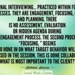 Motivational Interviewing: A Client-Centered Approach (1 of 2)