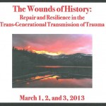 Repair and Resilience in the Trans-Generational Transmission of Trauma