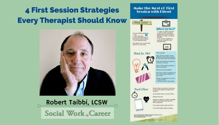 4 First Session Strategies Every Therapist Should Know