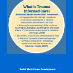 Core Principles of Trauma-Informed Care: Key Learnings [3 of 3]