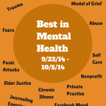 Best in Mental Health (weeks of 9/22 – 10/5/2014)