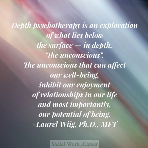 Depth Psychotherapy
