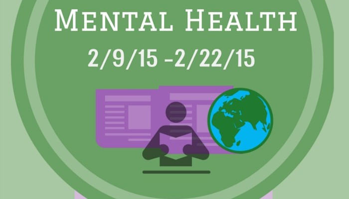 Best in Mental Health (2/9/15-2/22/15)