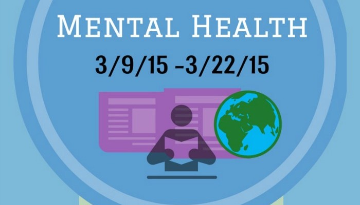 Best in Mental Health (3/9/15 – 3/22/15)