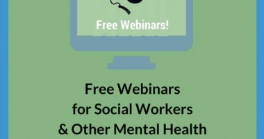 Free Webinars May