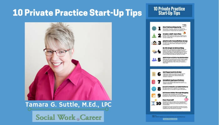 10 Must-Know Private Practice Start-Up Tips