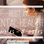 Best in Mental Health (8/10/15 – 8/23/15)