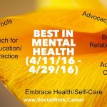 Best in Mental Health (4/11/16 – 4/29/16)