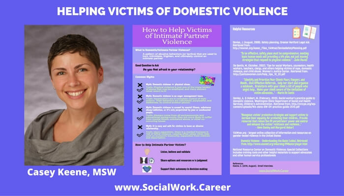 Helping Domestic Violence Victims