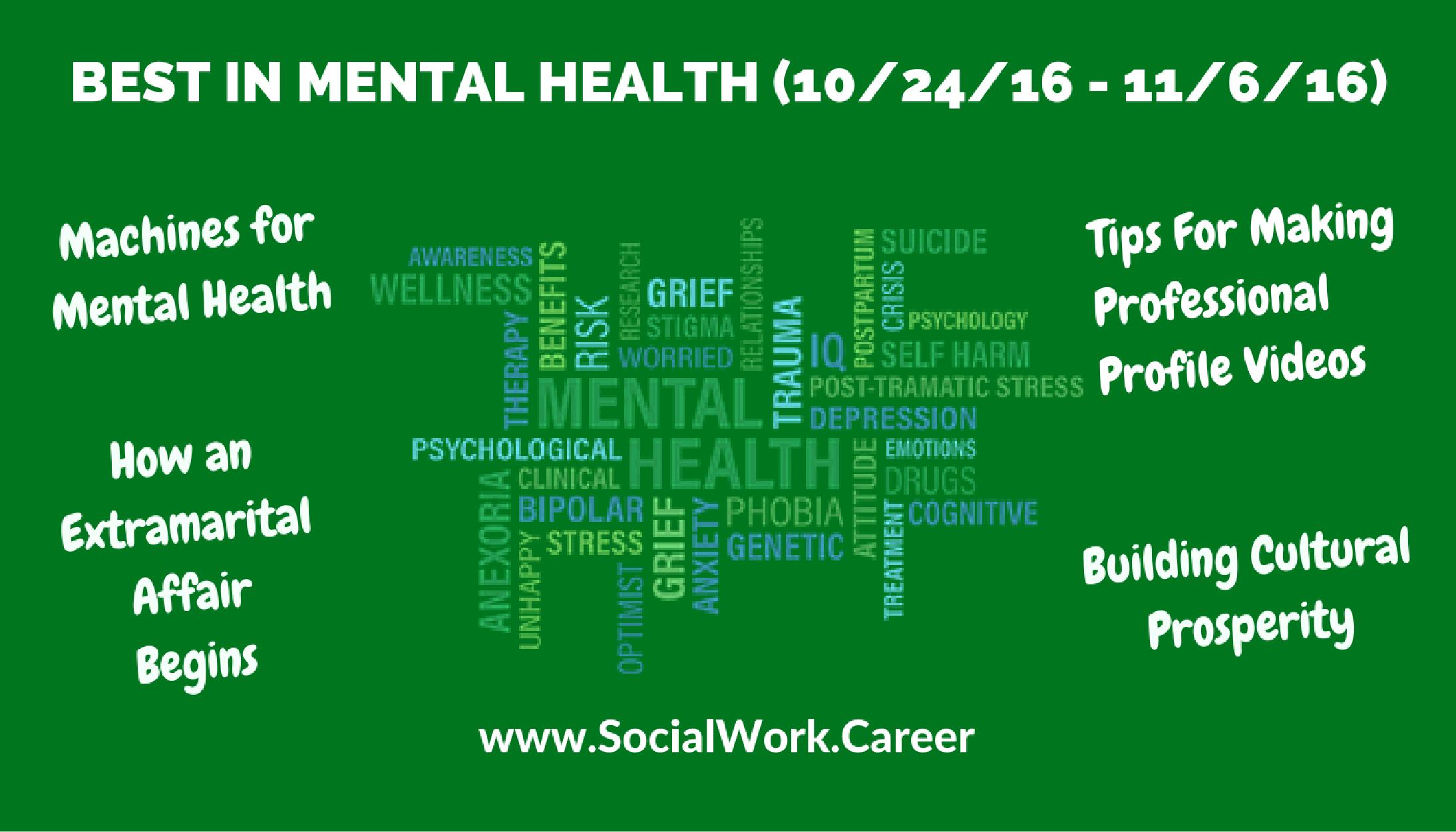 Best in Mental Health Nov 2016