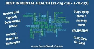 Best in Mental Health (12/19/16 – 1/8/17)