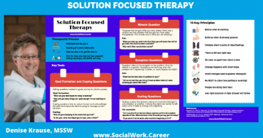 Solution Focused Therapy: Key Principles and Case Example
