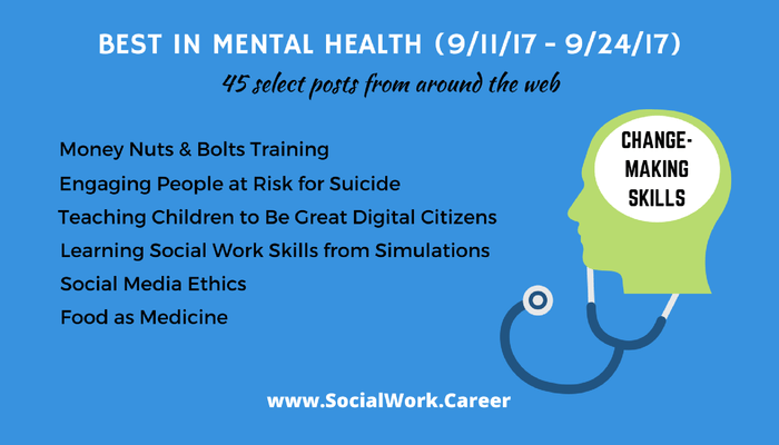 Best in Mental Health: Change-Making Skills
