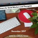 Free Mental Health Webinars, December 2017